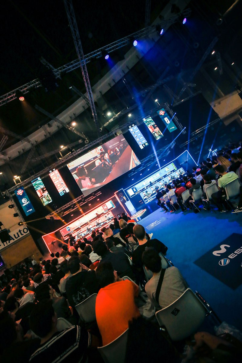 event-photography-esports-madrid-games-week